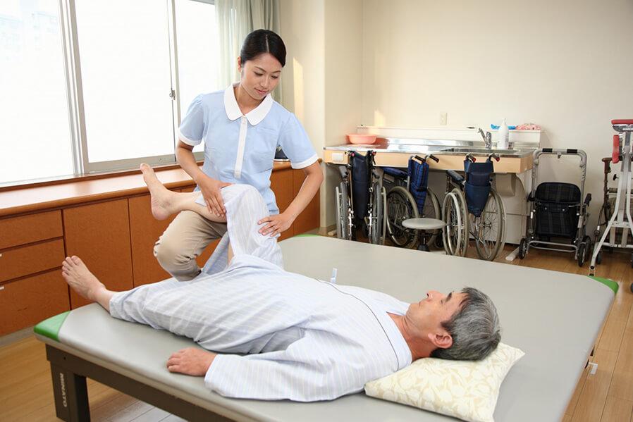 変形性膝関節症のリハビリにはどんな種類があるの?