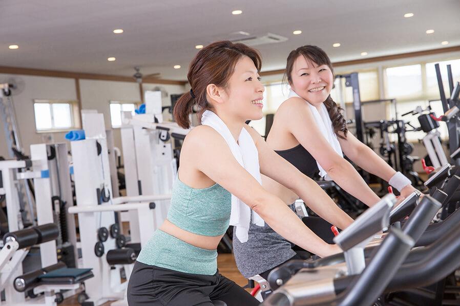 新陳代謝の改善には有酸素運動がおすすめ