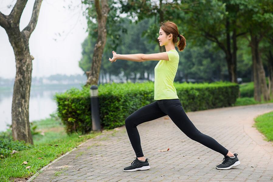 低下した新陳代謝の改善は運動から!
